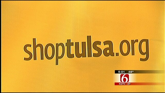 City Hopes Residents 'Shop Tulsa' This Holiday Season