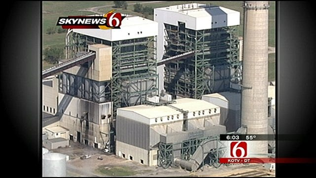 PSO To Make Improvements To Fly Ash Site In Oologah