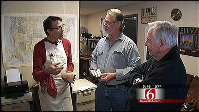 Friends Building Oklahoma Man A Mechanical Hand