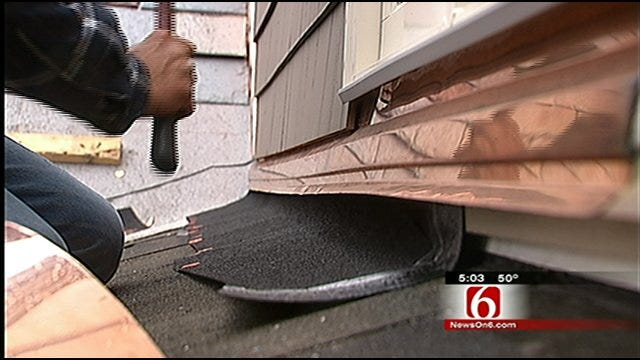 Oklahoma Cracks Down On Dishonest Roofers