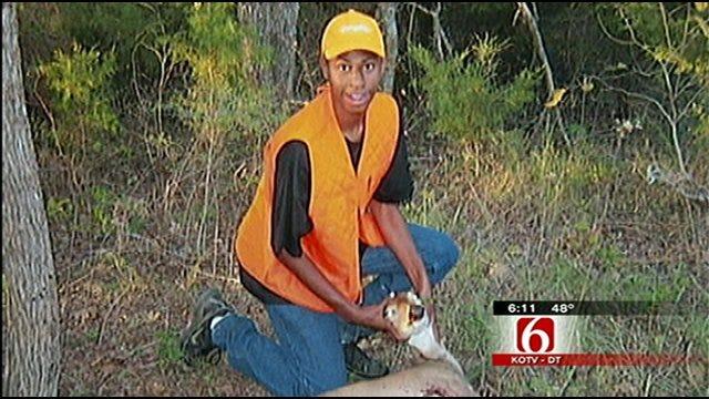Oklahoma Hunting Program Teaches Teens Outdoor Skills
