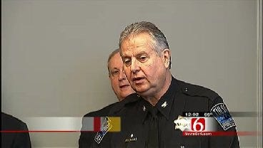 Tulsa Mayor Names Chuck Jordan Tulsa Police Chief