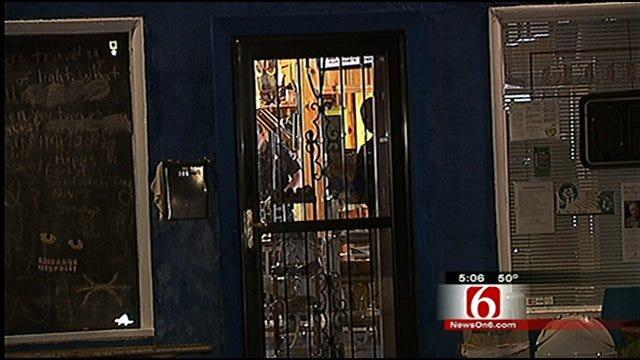Tulsa Business Owner Beats Up Burglary Suspect