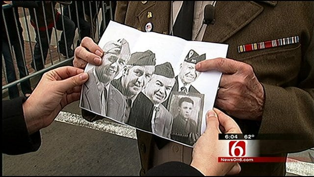 Damp Day Doesn't Dampen Veterans Day Celebration