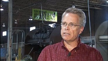 WEB EXTRA: Bruce Barron On Why He Started New Business Now