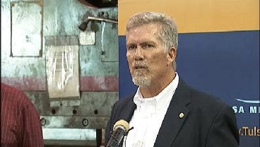 WEB EXTRA: Councilor Rick Westcott On Importance Of New Jobs