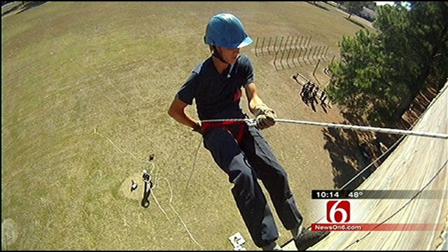 Camp Trains Young Men To Help Oklahoma, World