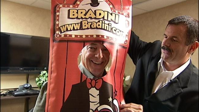 WEB EXTRA: Bradini And Rick Wells