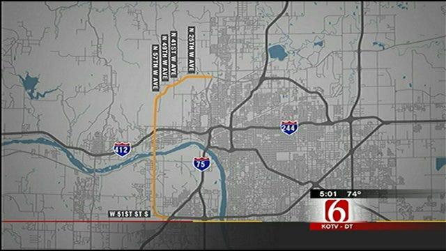 Oklahoma Turnpike Authority Authorizes Gilcrease Expressway Study