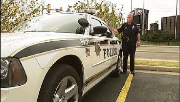 WEB EXTRA: Officer Murray On Texting For Public Transit Drivers