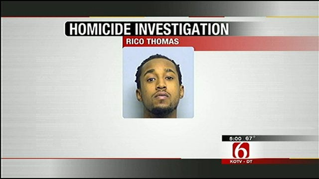 Tulsa Man Accused Of Shooting Parents A 'Good' Neighbor