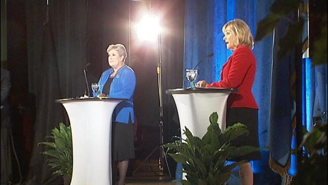 Oklahoma Gubernatorial Candidates Face Off In Final Debate Before Election