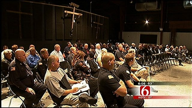 Green Country Schools, Churches Train For 'Active Shooter'