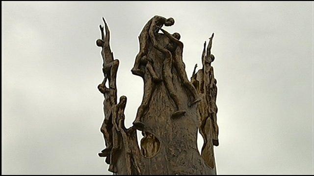 Tulsa's John Hope Franklin Reconciliation Park Dedicated