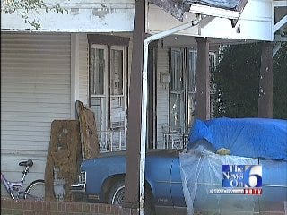 WEB EXTRA: Tulsa Police On The Scene Of The Shooting