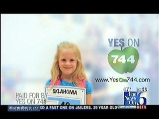 The Yes Campaign On Why Voters Should Accept State Question 744