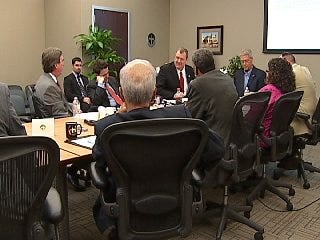 WEB EXTRA: Watch The Heated Exchange Between Mayor Bartlett And Councilor Eagleton