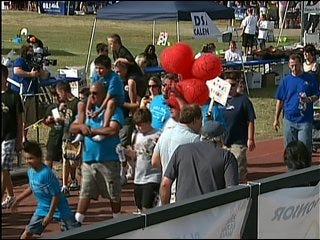 Thousands Walk For Down Syndrome In Tulsa