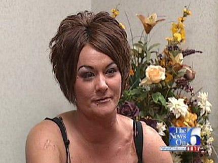WEB EXTRA: Drunk Driving Survivor Tells Her Story