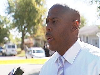 WEB EXTRA: Tulsa Police Talk About Homicide On East Newton