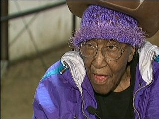 Bartlesville Woman Granted Wish For 104th Birthday