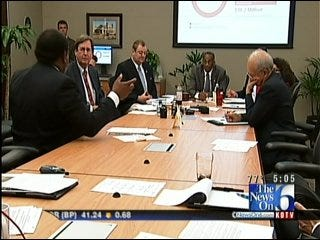 Tulsa City Council Considers Changing City Government