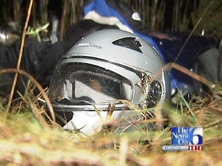 WEB EXTRA: Motorcyclist 'Just Felt Like Running' From Troopers