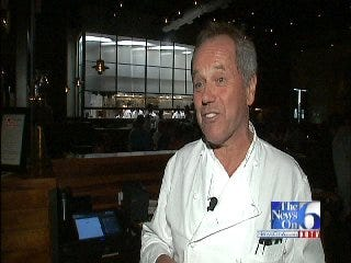 WEB EXTRA: Wolfgang Puck On Opening A Restaurant In Tulsa