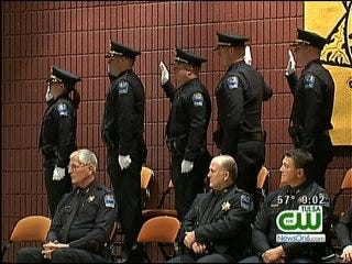 2011 Police Academy To Add 30 Officers To The Tulsa Police Department