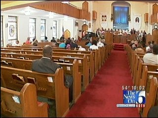 17th Annual Tulsa Together Service Held Sunday