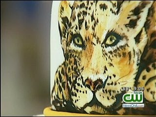 Sugar Artists Show Off Creative Confections At Tulsa State Fair