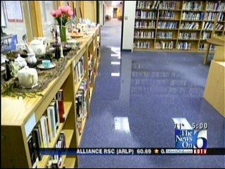 Water Leak Floods Parts Of Ketchum High School, No Classes Tuesday