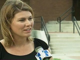 WEB EXTRA: News On 6 reporter Jamie McGriff Talks With BA Official About Water Main Break