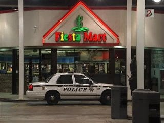 WEB EXTRA: Video From Scene Of Three Tulsa Robberies Early Monday