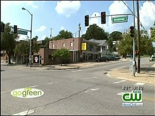 Green Plan in Works for Sand Springs City Hall