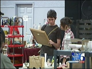 Tulsa Flea Market Temporarily Moves To Rose Bowl Event Center