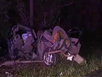 WEB EXTRA: Video From The Scene Of The Fatal Accident Near Foyil