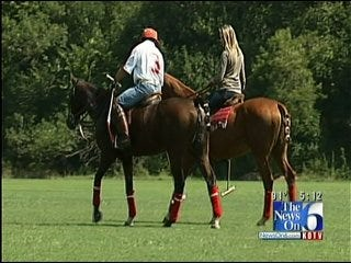 Check Out Sport Of Kings With Tulsa's Arrowhead Polo Club