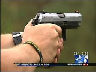 Pilot Program Helping Wounded Soldiers Become Firearms Instructors