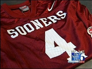 Tulsa Company's Invention Helps Sooner Athletes Stay Safe