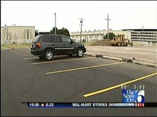 Tulsa International Airport Opens Cell Phone Parking Lot
