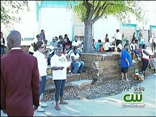 Tulsans Gather For Rally Against Violence