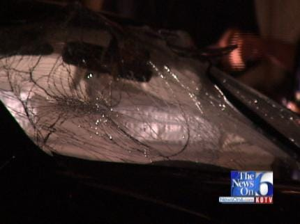 WEB EXTRA: Scenes From Fatality Wreck At Pine And Utica