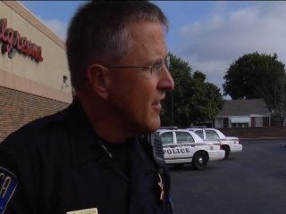 Tulsa Police Talk About Walgreens Robbery