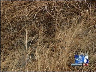 Rains Do Little To Help Oklahoma Counties Under Burn Ban