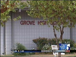 Grove High School Teacher Assaulted By Student