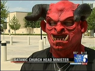 Group to Hold Satanic Ritual at Oklahoma City's Civic Center