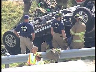 SKYNEWS 6: Fatal Traffic Accident On State Highway 11 Near TIA