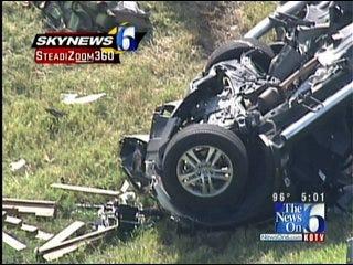 Broken Arrow Man Killed In Tulsa Highway Crash Near Airport