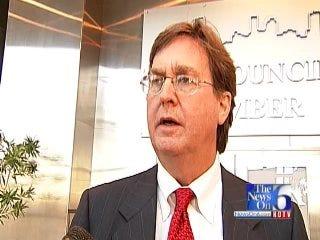 WEB EXTRA: Mayor Bartlett On Meetings Vs. Mediation